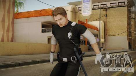Mirror Edge Cop Patrol v2 для GTA San Andreas