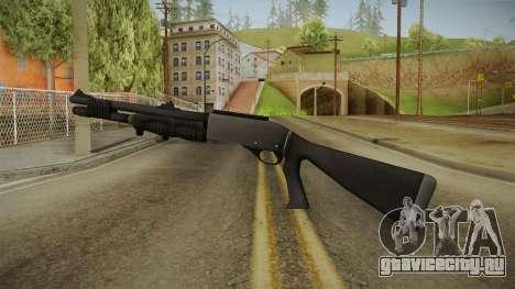 Mirror Edge Remington M870 для GTA San Andreas второй скриншот