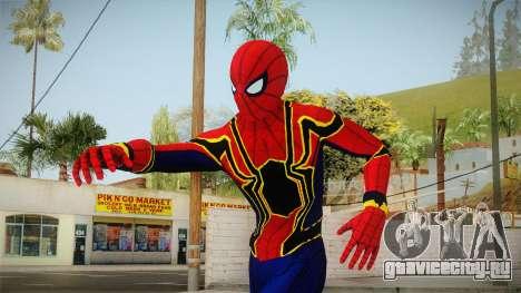 Marvel Cinematic Universe - Ironspider для GTA San Andreas
