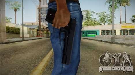 Mirror Edge Colt M1911 v1 для GTA San Andreas третий скриншот