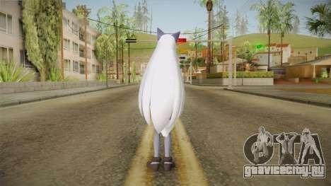 Kemono Friends Silver Fox 02 для GTA San Andreas третий скриншот