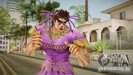 JJBA Eyes of Heaven Tequila Joseph для GTA San Andreas