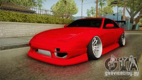 Nissan S14 240SX Front End для GTA San Andreas