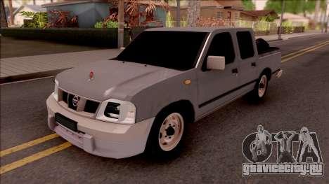 Nissan Ddsen Skrab 2016 для GTA San Andreas
