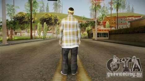 New Vagos Skin v7 для GTA San Andreas третий скриншот