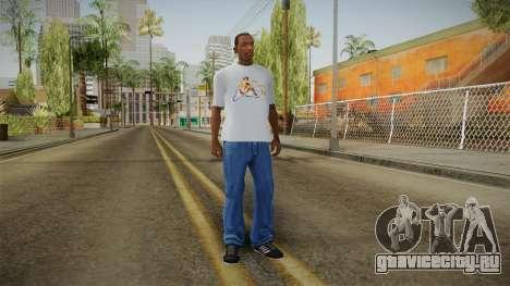 GTA 5 Special T-Shirt v14 для GTA San Andreas третий скриншот