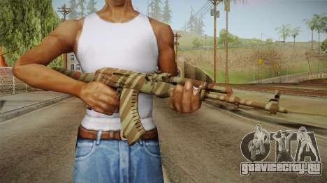CS: GO AK-47 Predator Skin для GTA San Andreas третий скриншот