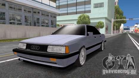 Audi 200 для GTA San Andreas