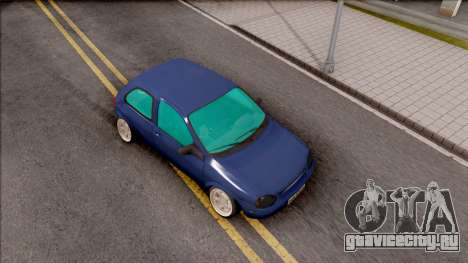 Chevrolet Corsa B Stance для GTA San Andreas