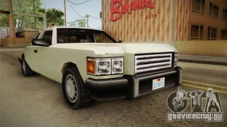 GTA SA DLC - Idaho для GTA San Andreas