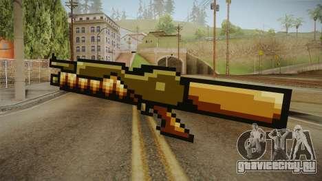 Metal Slug Weapon 9 для GTA San Andreas второй скриншот