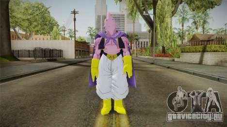 Super Mr Buu From DBX2 для GTA San Andreas второй скриншот