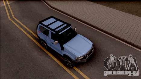 Toyota Meru Off-Road для GTA San Andreas вид справа