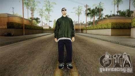 New Ryder v3 для GTA San Andreas второй скриншот