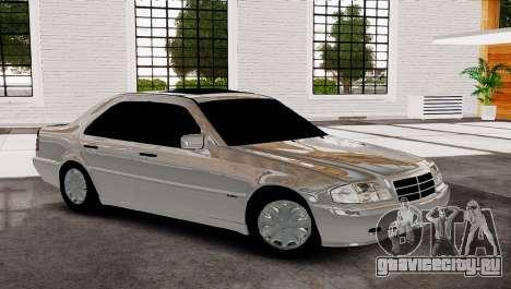 Mercedes Benz с180 для GTA 4