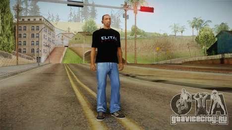 GTA 5 Special T-Shirt v7 для GTA San Andreas третий скриншот