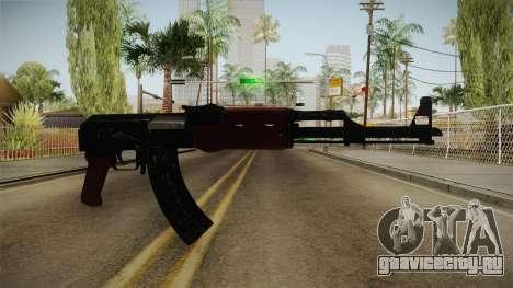 AK-47 Sin Culata HD для GTA San Andreas