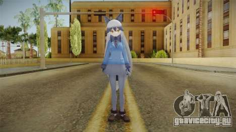 Kemono Friends Silver Fox 02 для GTA San Andreas второй скриншот