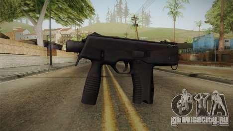 Mirror Edge Steyr TMP для GTA San Andreas
