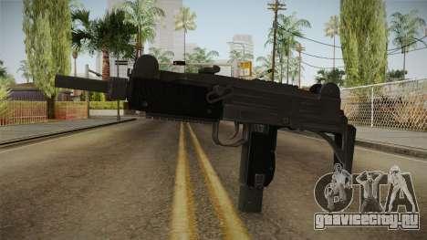 Battlefield Hardline Uzi для GTA San Andreas