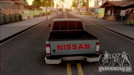 Nissan Ddsen BLD 2016 для GTA San Andreas