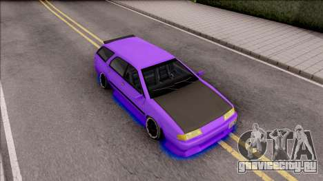 Stratum Stanced With Neon для GTA San Andreas вид справа
