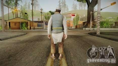 Medal Of Honor 2010 Taliban Skin v7 для GTA San Andreas третий скриншот