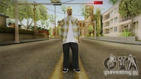 New Vagos Skin v7 для GTA San Andreas второй скриншот