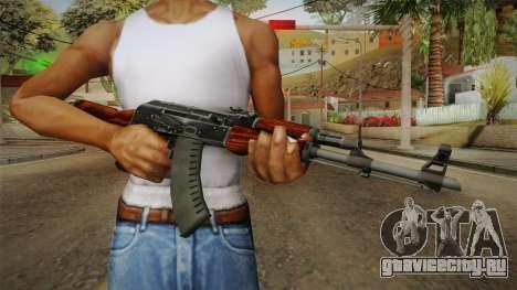 CS: GO AK-47 Vanilla Skin для GTA San Andreas третий скриншот