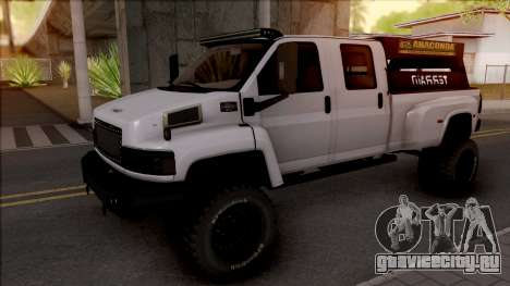 GMC Topkick C4500 Off-Road для GTA San Andreas