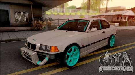 BMW M3 E36 Drift v2 для GTA San Andreas