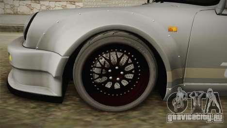 Porsche 911 RWB Terror 1982 для GTA San Andreas вид сзади