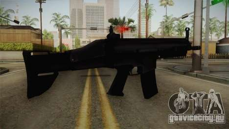 Mirror Edge FN SCAR-L для GTA San Andreas второй скриншот