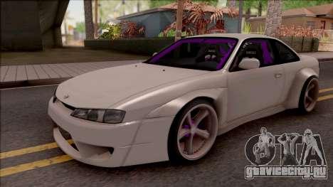 Nissan 200SX Drift Rocket Bunny для GTA San Andreas