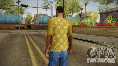GTA 5 Special T-Shirt v8 для GTA San Andreas второй скриншот