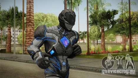 Black Ranger Skin для GTA San Andreas
