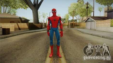 Marvel Contest Of Champions - Spider-Man v2 для GTA San Andreas второй скриншот