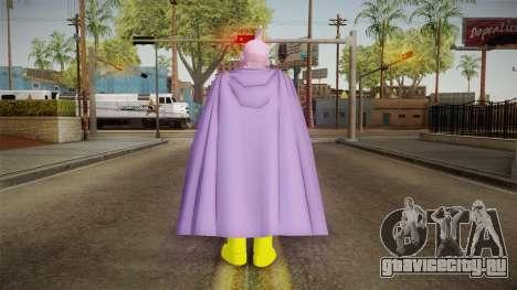 Super Mr Buu From DBX2 для GTA San Andreas третий скриншот