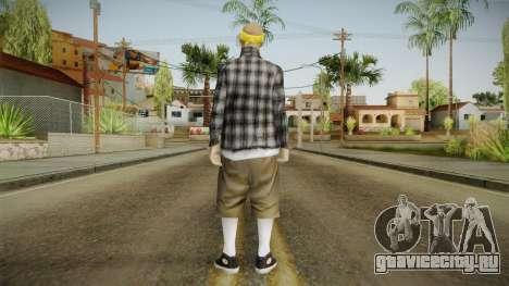 New Vagos Skin v4 для GTA San Andreas третий скриншот