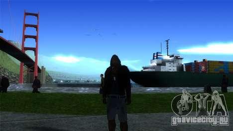 ENB LOW SPEC для GTA San Andreas второй скриншот