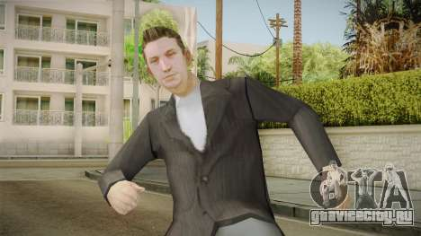 New Mike Toreno Skin для GTA San Andreas