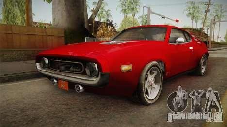 Driver PL - Cerrano для GTA San Andreas