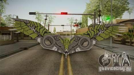 Marvel Heroes Omega- Vulture v1 для GTA San Andreas третий скриншот