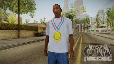 GTA 5 Special T-Shirt v11 для GTA San Andreas