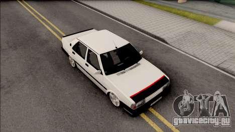Tofas Sahin 2000 Model для GTA San Andreas вид справа