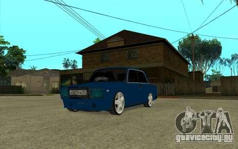 ВАЗ 2107 Белок [v1.0] для GTA San Andreas