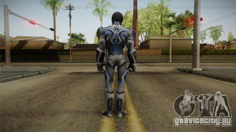 Black Ranger Skin для GTA San Andreas третий скриншот