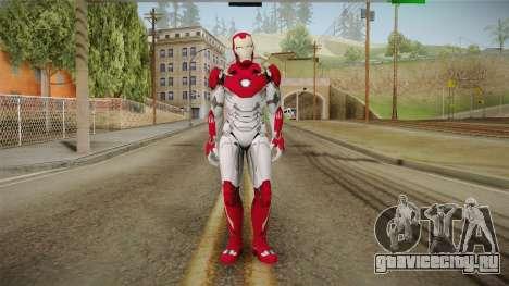 Marvel Heroes Omega - Iron Man MK47 для GTA San Andreas второй скриншот