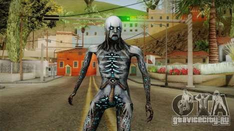 Mass Effect 3 Husk для GTA San Andreas