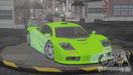 Progen T10 для GTA San Andreas